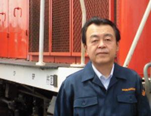 代表取締役社長 岩井 昇